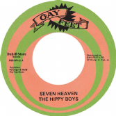Hippy Boys - Seven Heaven / Seven Heaven alternative take (Gayfeet / Dub Store Records) JPN 7""